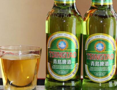 青岛啤酒股份有限公司的前身是1903年8月由德国商人和英国商人合资在