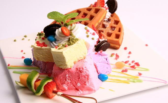 特色品牌冰淇淋店加盟怎么做