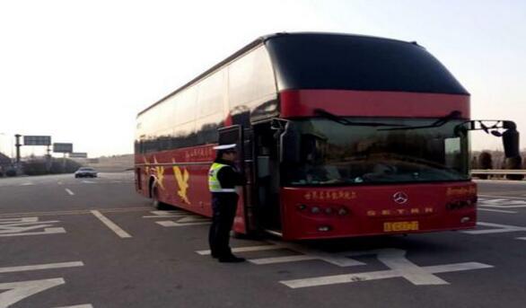 山西开展旅游包车客运安全专项整治