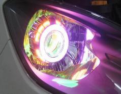 汽车疝气大灯多少钱一套 汽车疝气灯安装注意事项