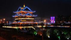 山西首个景区夜游项目即将在太原汾河景区开通