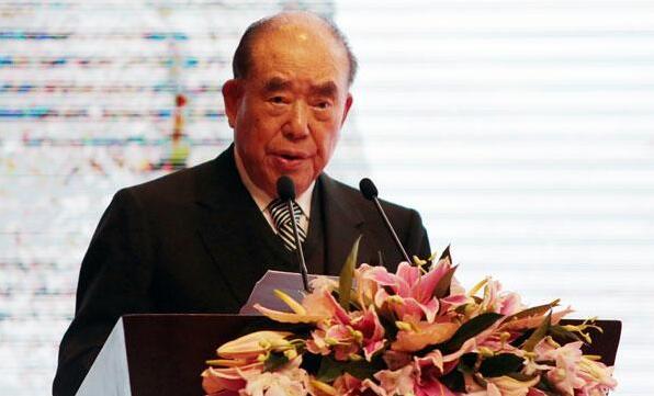 """郝柏村:淡忘历史很危险,""""文化台独""""后果严重"""