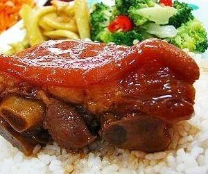隆江猪脚饭餐厅加盟