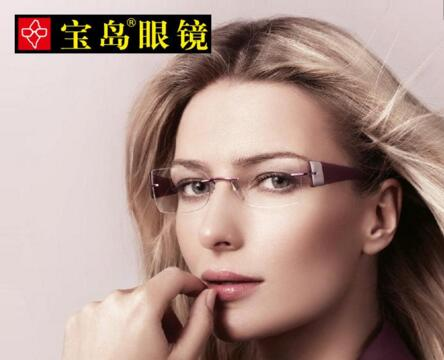 开宝岛眼镜店需要多少钱?一个月纯利润有多少