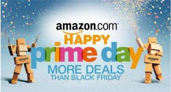 亚马逊Prime购物节销售额创记录,跟阿里双11差的很远