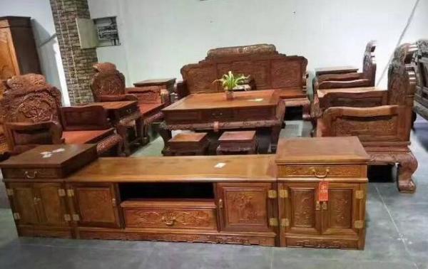 红木家具,最漫长的家具制作周期