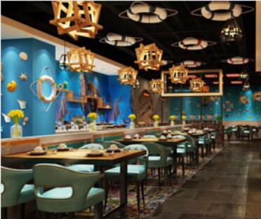 豪巴斯生态鱼牛排自助餐厅加盟要多少钱?