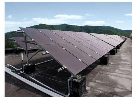 汉能太阳能发电