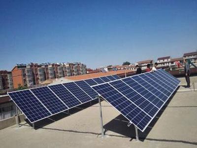 天合光能光伏发电多少钱一瓦?投资要多少费用?