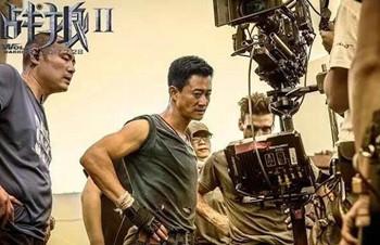 《战狼2》盗版资源频现 官博:拿命换的电影怎么忍心