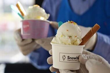 雪之丘冰淇淋
