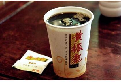 黄振龙凉茶加盟开店需要多少钱