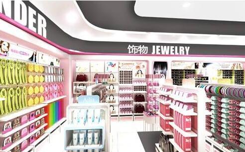 美爆美妆潮品店