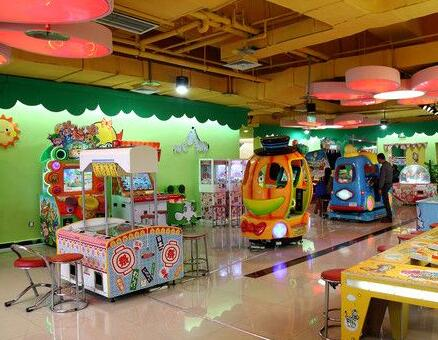 欢乐多儿童乐园怎么样