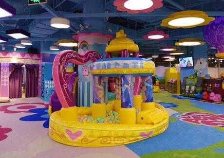 欢乐多儿童乐园加盟费多少