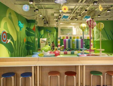 欢乐多儿童乐园加盟优势有哪些