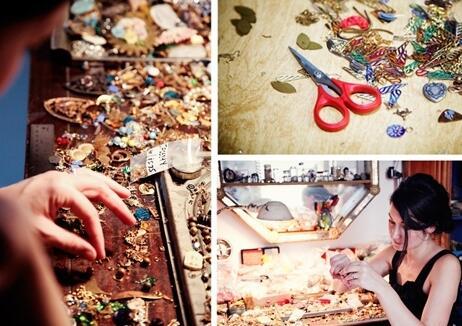 手把手教你如何开一家赚钱的珠宝饰品工作室?