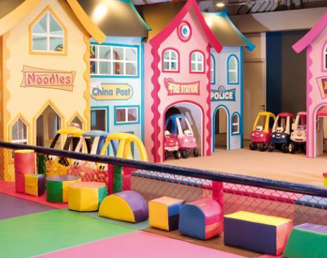 星期8小镇儿童乐园加盟费多少钱