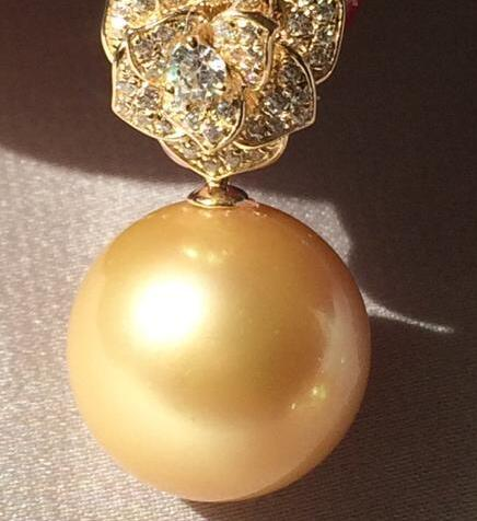爱迪生珍珠与南洋珍珠的区别