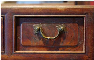 """红木家具的""""首饰""""—铜活的各种部件详解"""