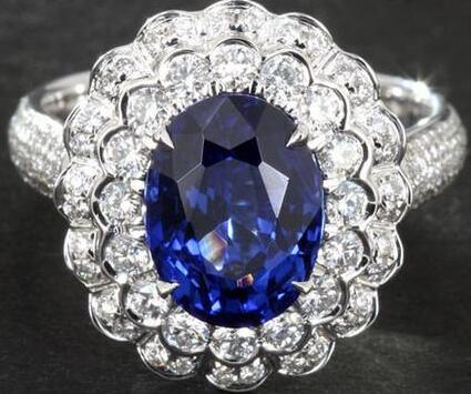 九月生辰石——蓝宝石