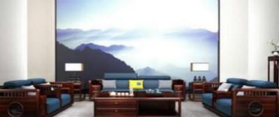 日出江山新中式红木家具 为时尚舒适代言