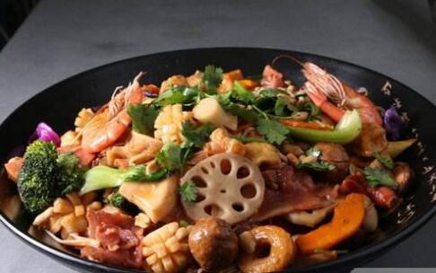 济宁拿渡麻辣香锅熟食在哪里可以学