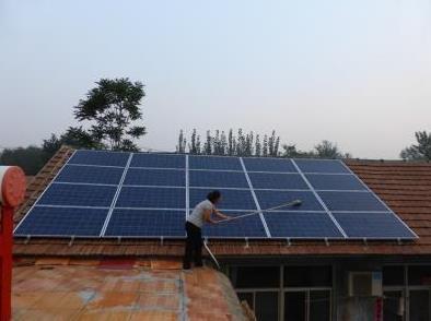 亿清佳华太阳能发电结构简单发电效率高