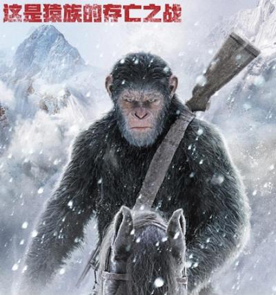 《猩球崛起3》动作捕捉也是表演