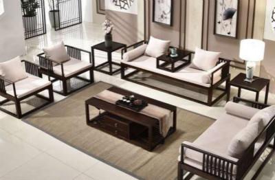 如何让客厅惊艳四方?红木沙发是第一选择