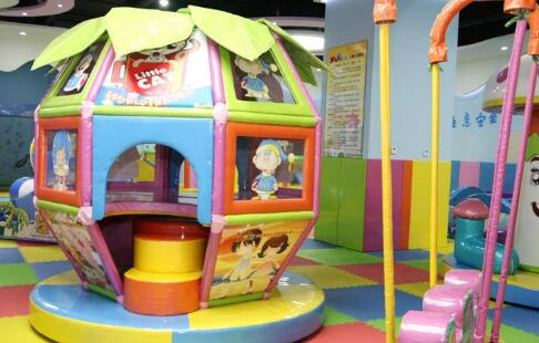 星之乐儿童乐园加盟多少钱