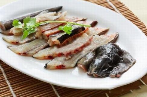 99%厨师不知道的贵族食材——杜龙鱼