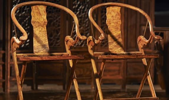 红木家具赏析:一把交椅 千载风流
