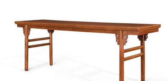 老家具的断代与鉴定