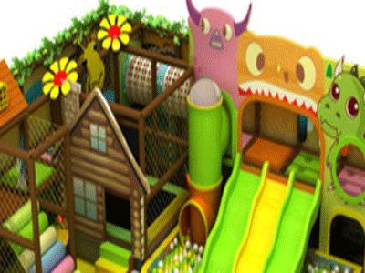 在商场开儿童乐园投资多少钱