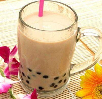 零度鲜饮奶茶饮品