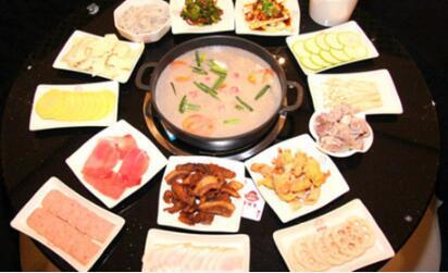汤王千味涮自助火锅
