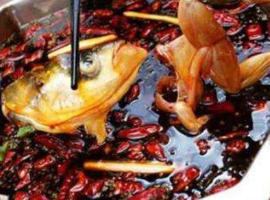 蛙迪卡美蛙鱼头火锅