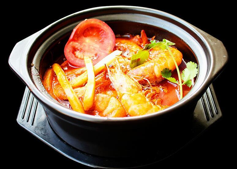 美腩子烧汁虾米饭在全国有多少实体店