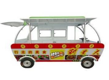 多功能烧烤车价格_多功能小吃车价格多少呢?