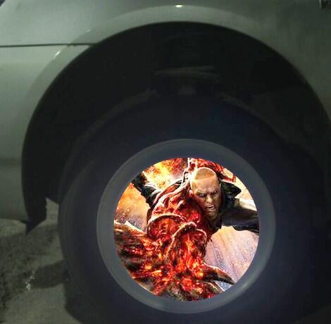 车驰炫百变光影轮