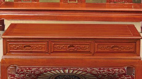 仙游皇家红红木家具产品
