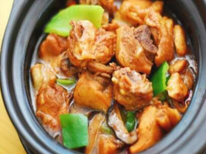 林宸黄焖鸡米饭加盟优势有哪些
