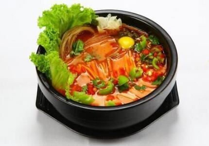 一锅香米线加盟