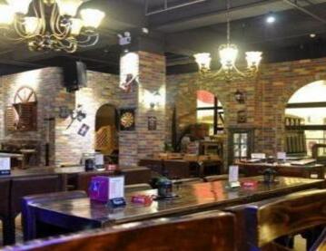 神秘园酒吧