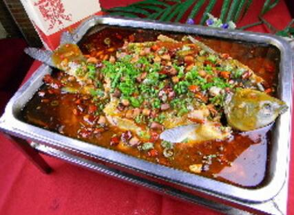 韩式石头烤鱼加盟