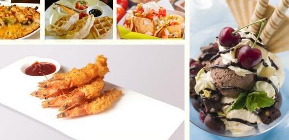 小型餐饮开店 安妮泰迪炸鱼薯条经典英式