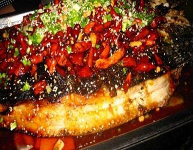 江边诱惑烤鱼加盟