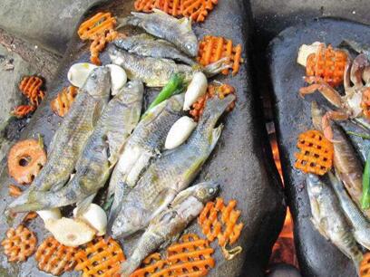 韩式石头烤鱼加盟费多少