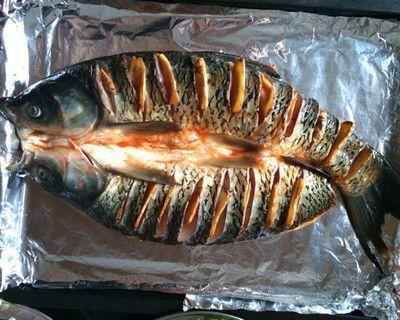 巫山烤鱼味道如何